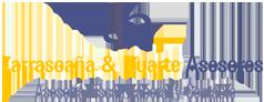 LH ASESORES Logo
